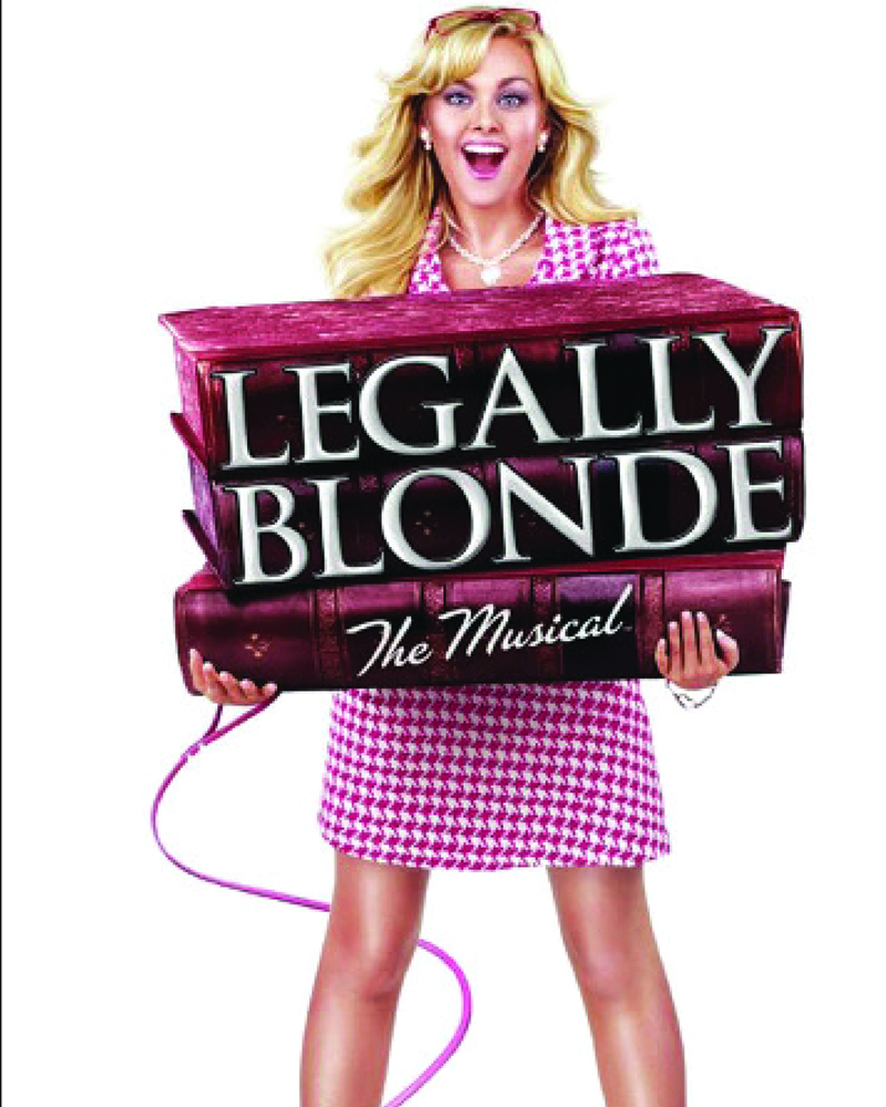 Legally Blonde (Feb. 21 - Feb 23)