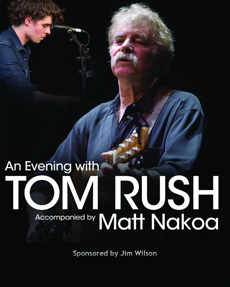Tom Rush & Matt Nakoa