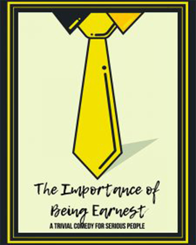 Audition Notice: The Importance of Being Earnest