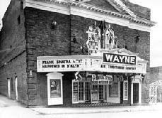 Wayne Theatre History