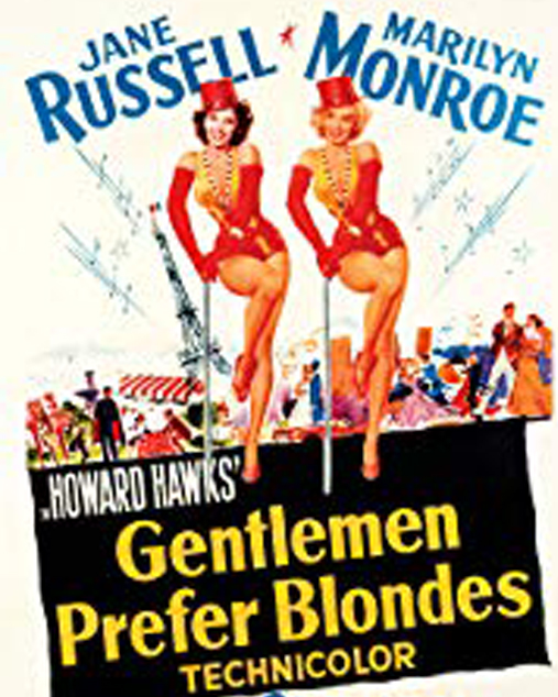 Gentlemen Prefer Blondes (film)