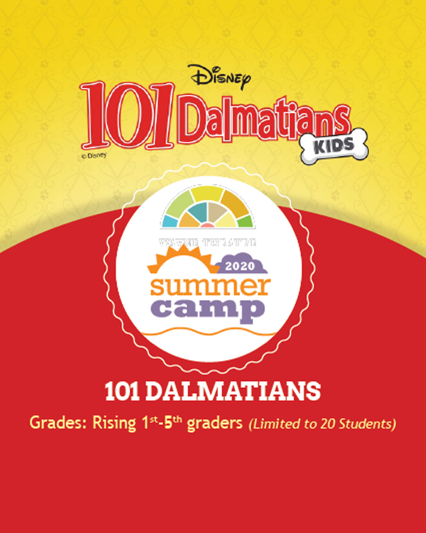 Summer Camp: 101 Dalmatians KIDS