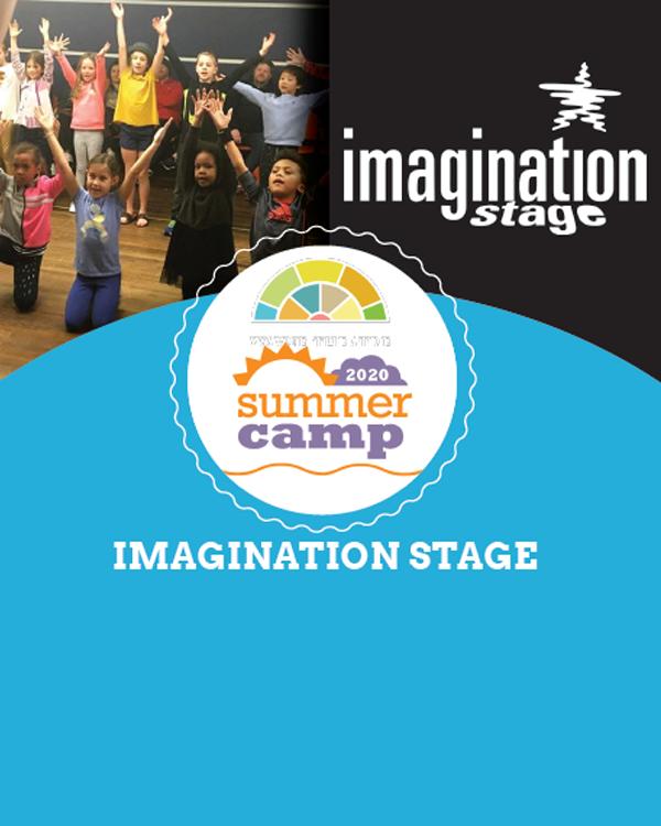 Summer Camp: Imagination Stage