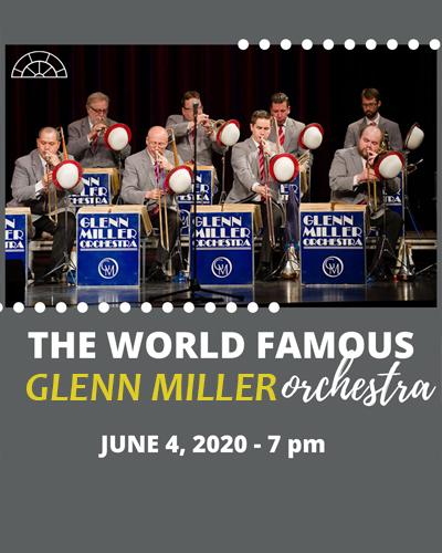 The Glenn Miller Orchestra 2020
