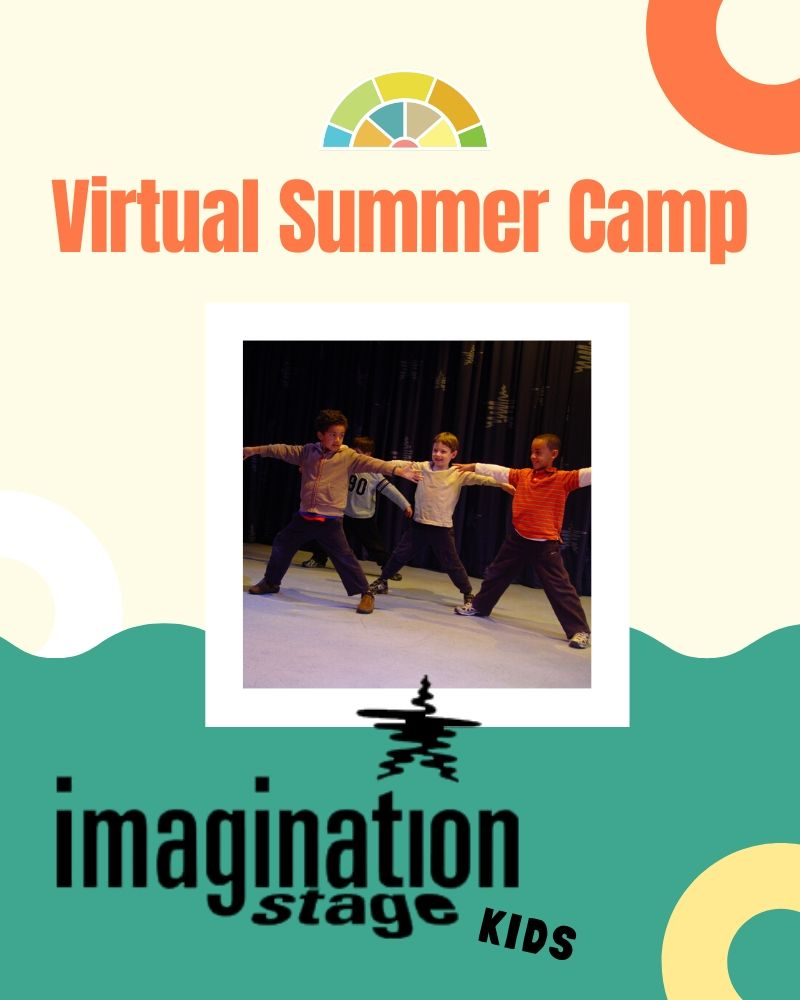 Summer Camp: Imagination Stage KIDS