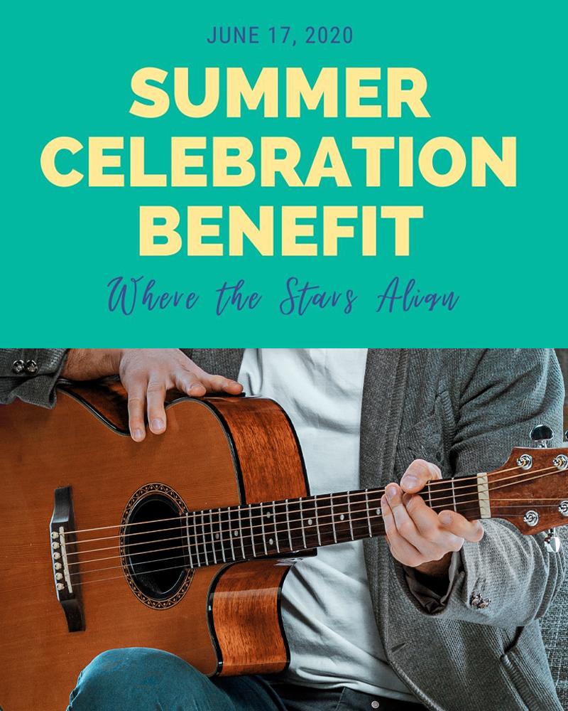 Summer Celebration Benefit: Where The Stars Align