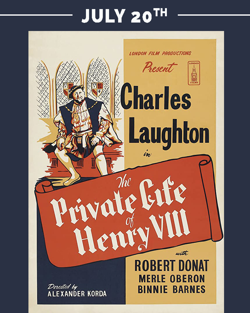The Private Life of Henry VIII (film)