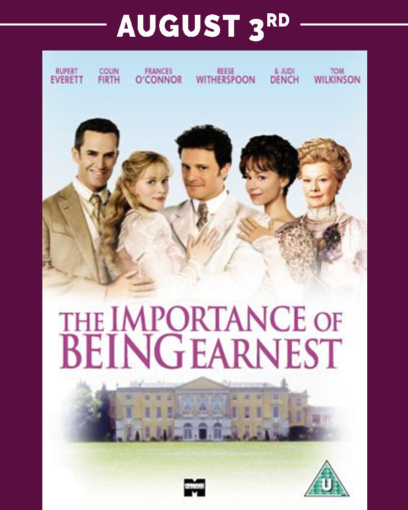 The Importance of Being Earnest (film)