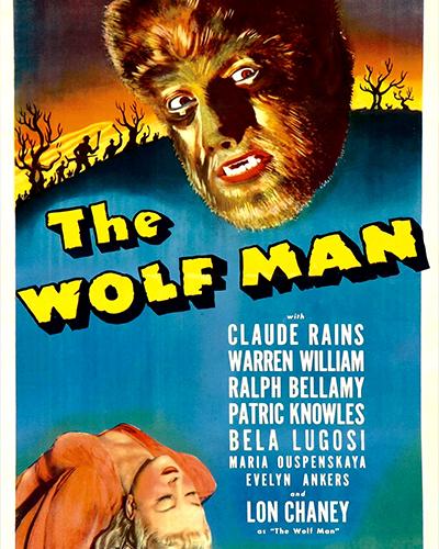 The Wolf Man (film)