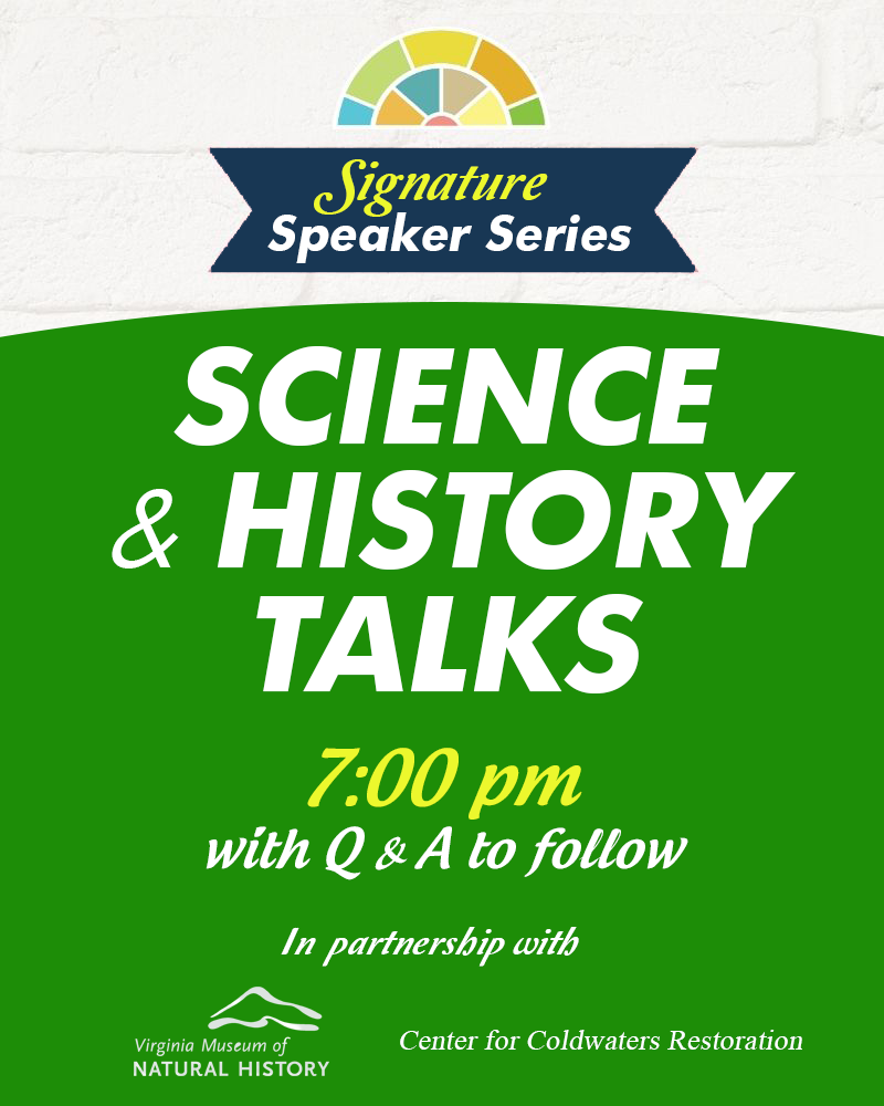 Science Talk: Shenandoah Geology