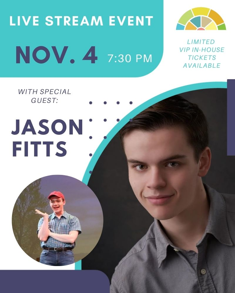 Livestream: Jason Fitts