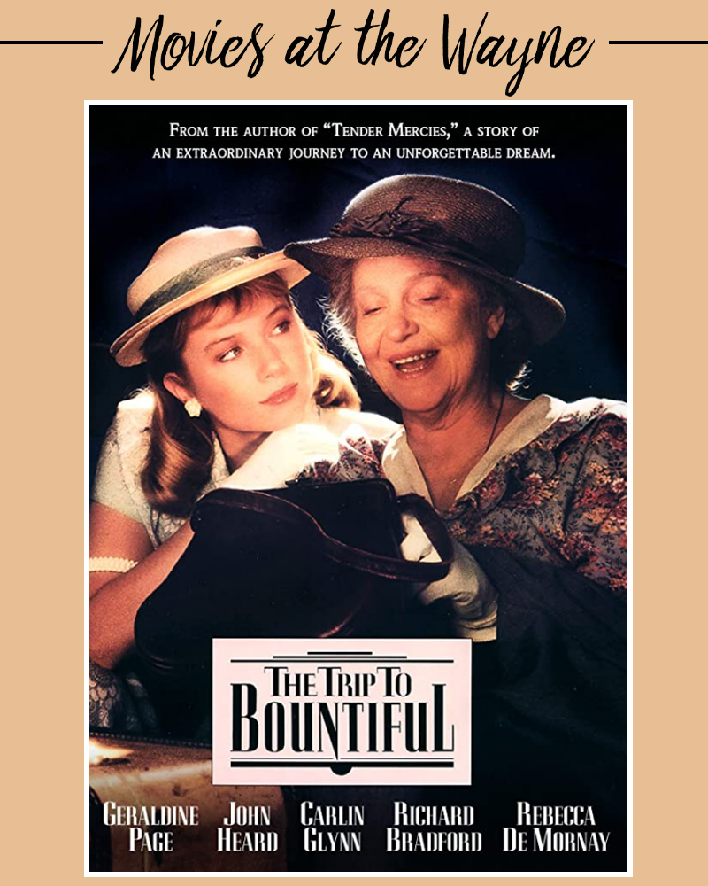 The Trip to Bountiful (film)