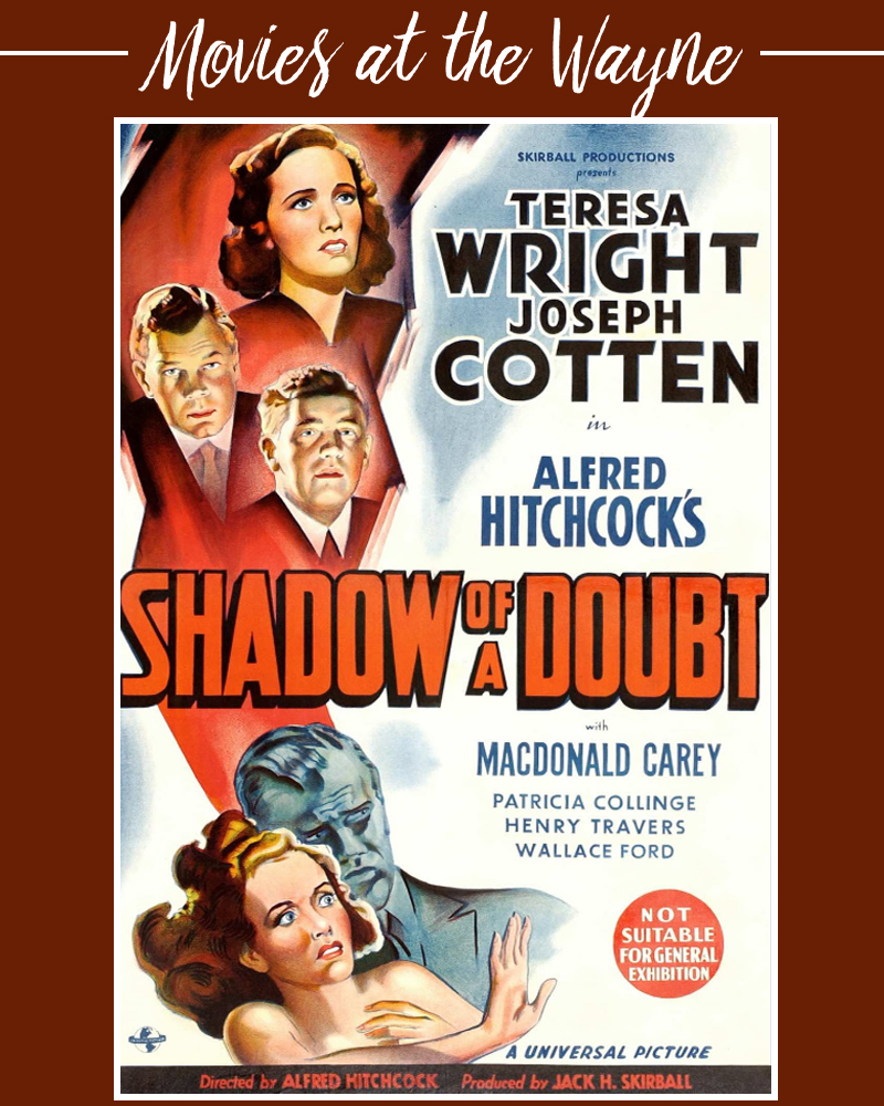 Shadow of a Doubt (film)