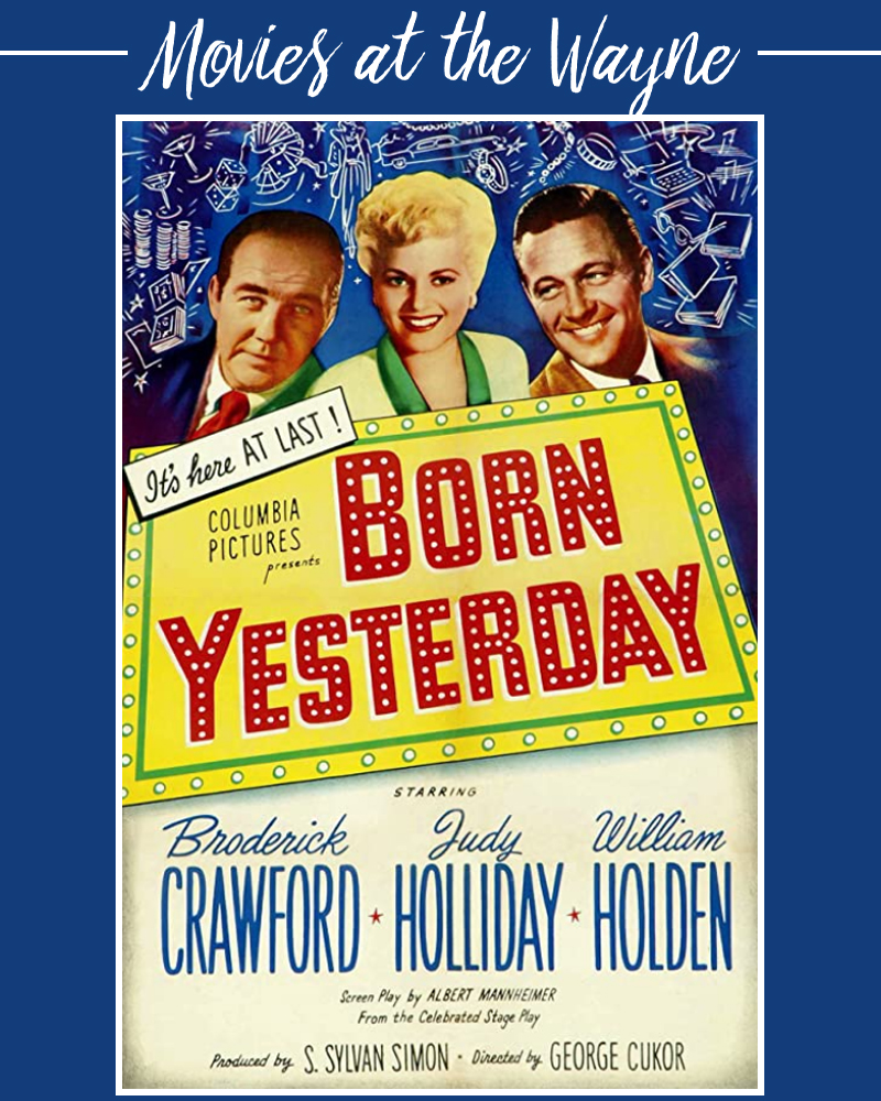 Born Yesterday (film)