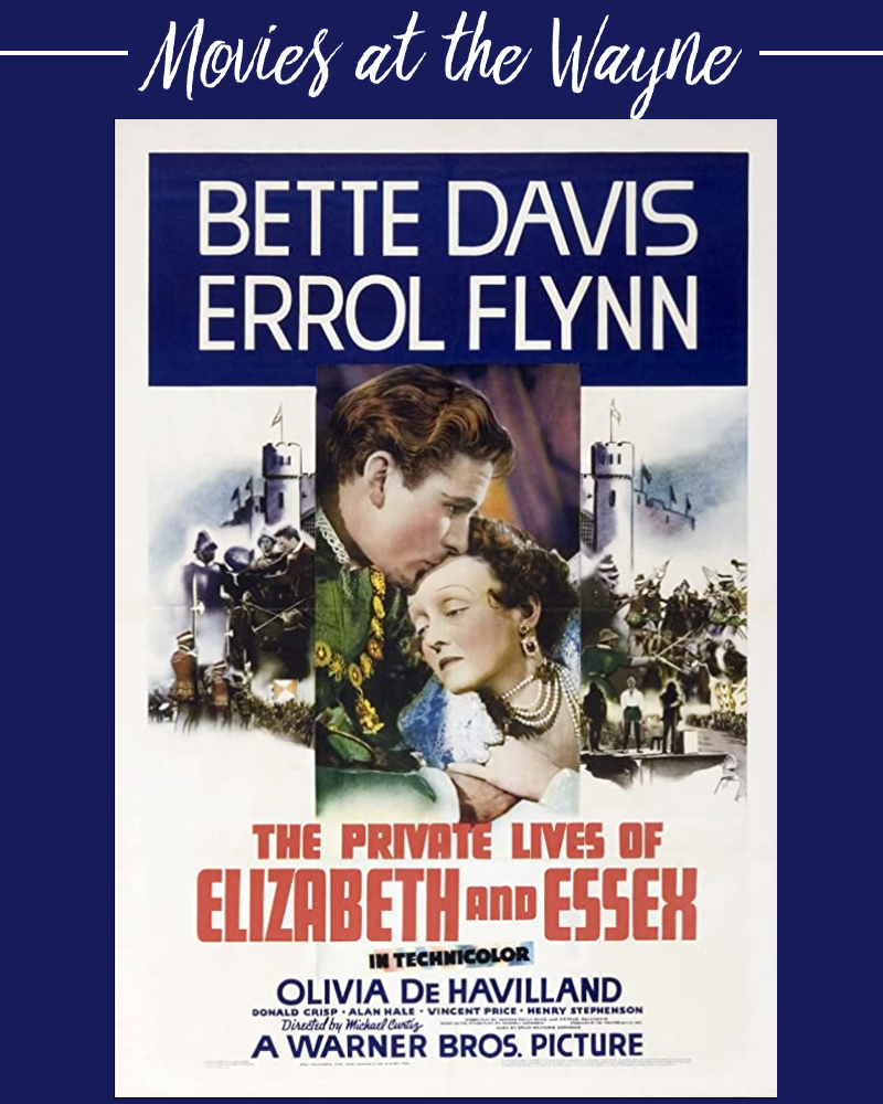 Private Lives of Elizabeth and Essex (film)