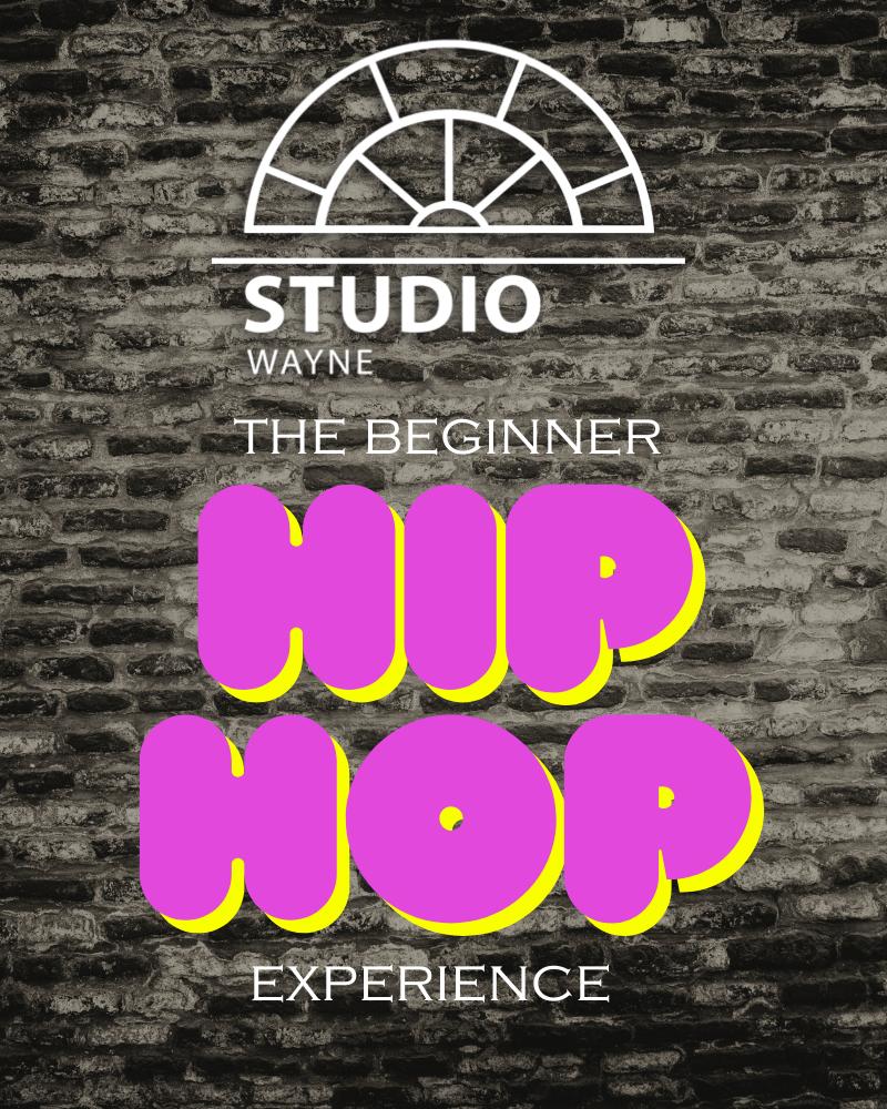 Studio Wayne: Beginner Hip Hop Experience