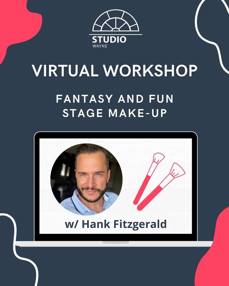 Studio Wayne: Fantasy & Fun Stage Makeup
