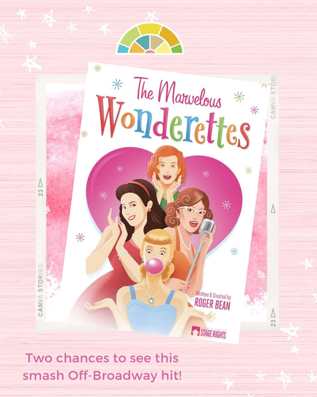 The Marvelous Wonderettes (March 6)