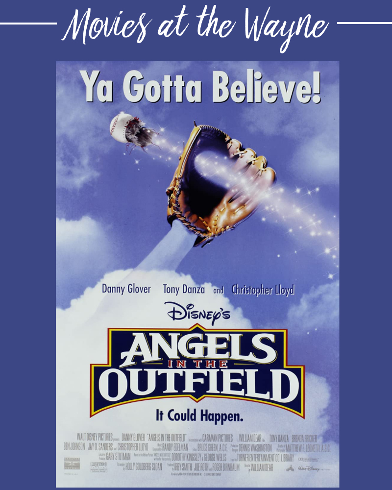 Angels in the Outfield (Film)