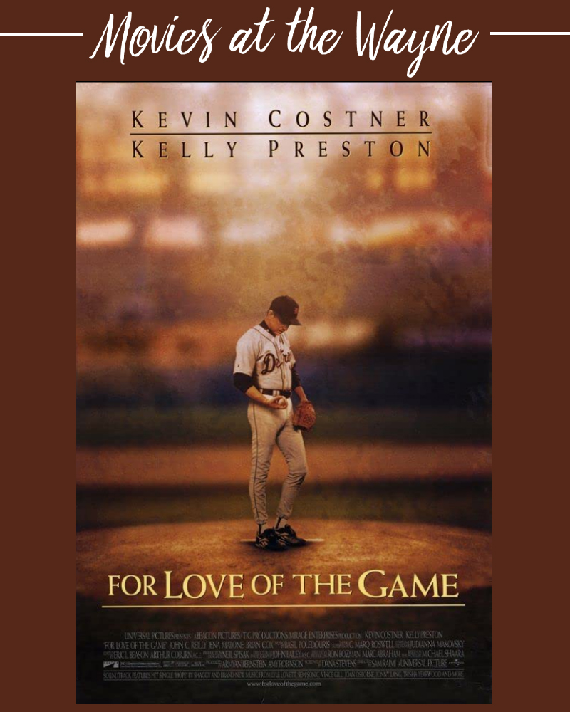 For The Love of the Game (Film)