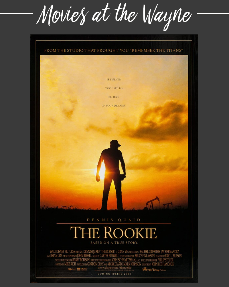 The Rookie (Film)