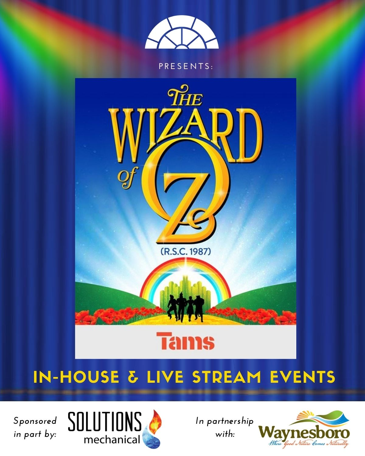 The Wizard of Oz (In-House) May 2 Matinee
