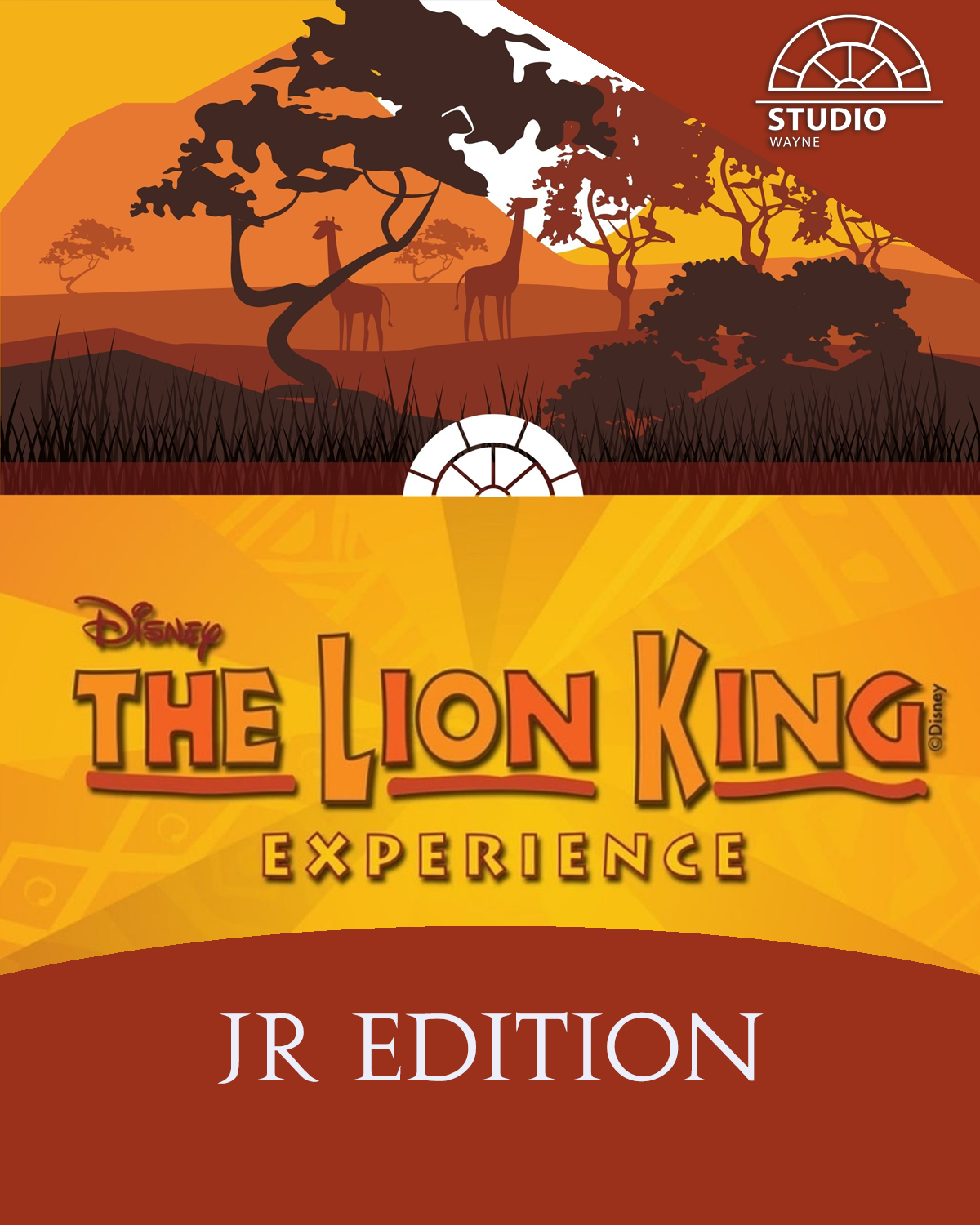 Studio Wayne: Lion King Experience, JR Edition