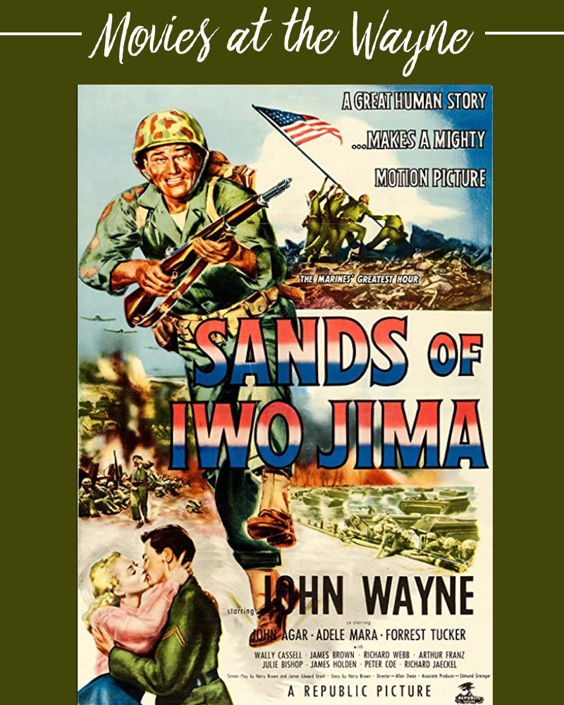 The Sands of Iwo Jima (film)