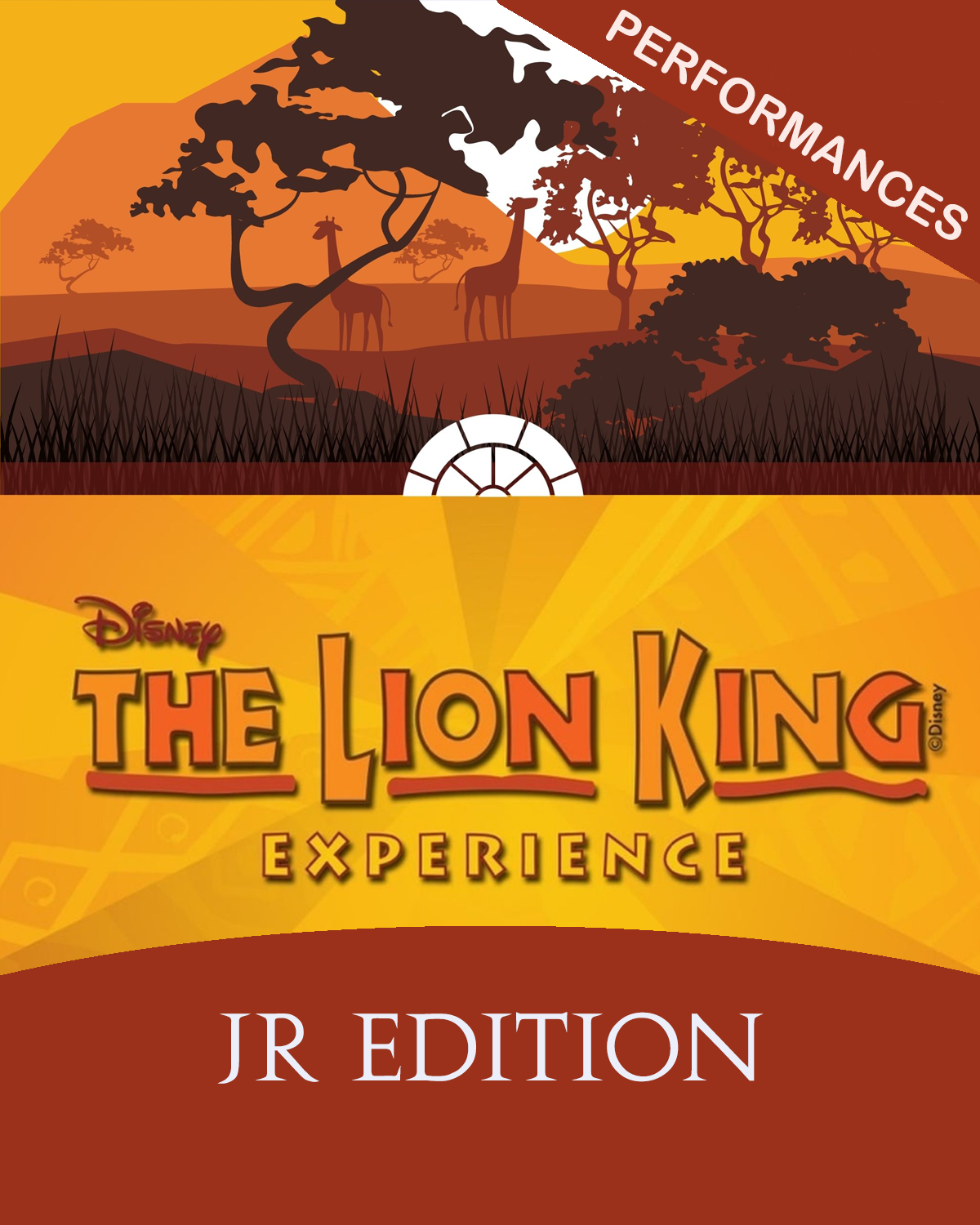Lion King Experience, JR: Performance