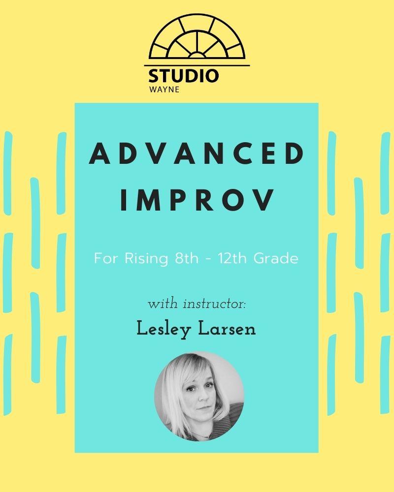 Studio Wayne: Advanced Improv