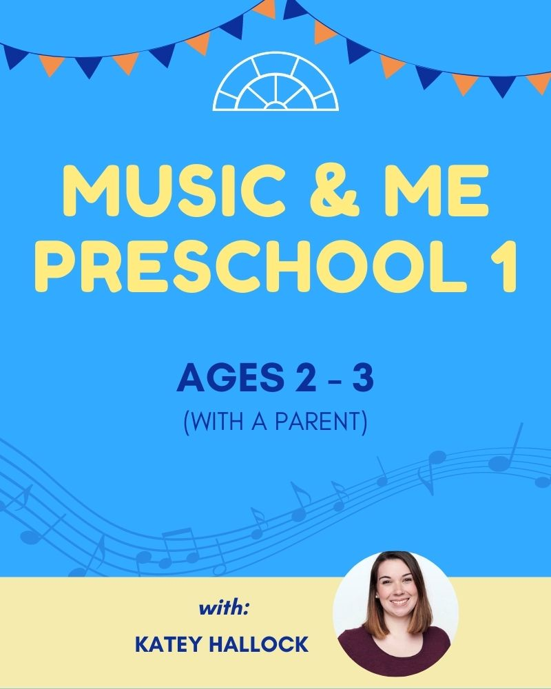 Studio Wayne: Music & Me Preschool 1