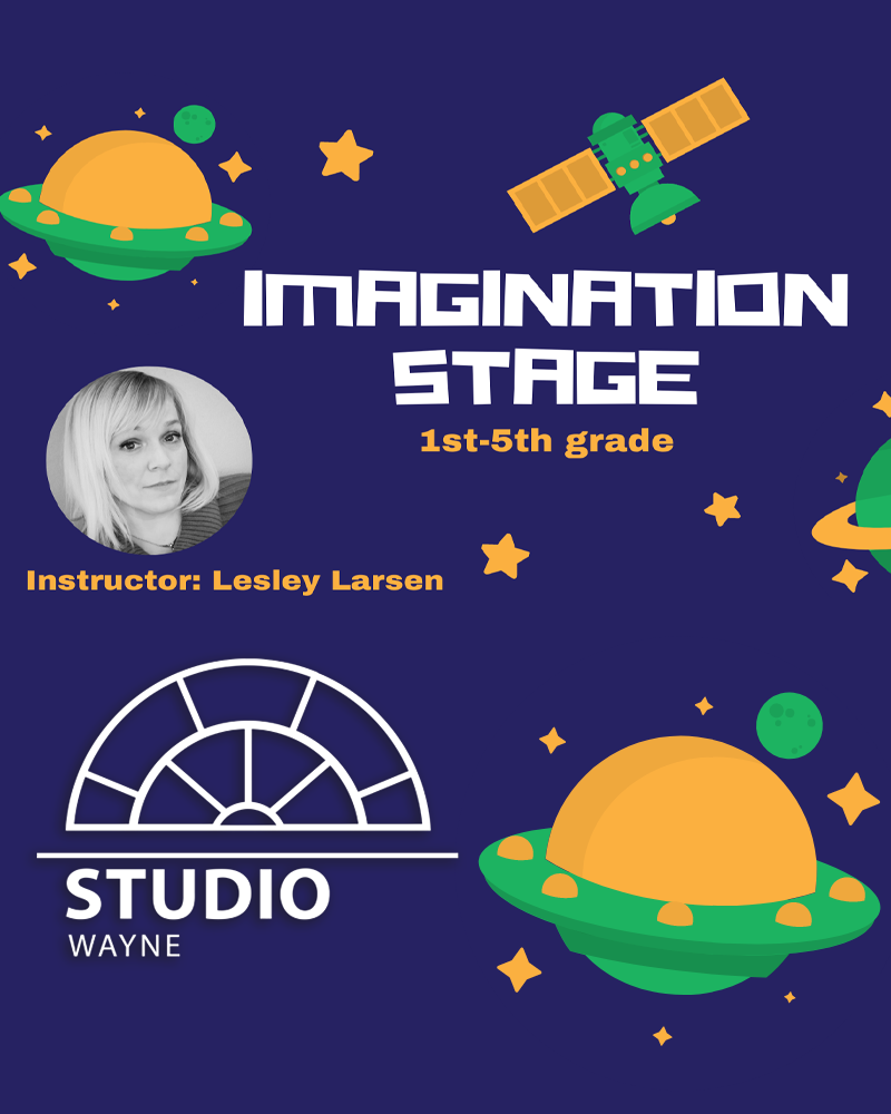 Studio Wayne: Imagination Stage