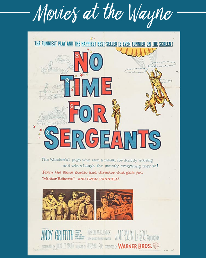 No Time for Sergeants (Film)