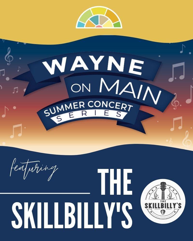 Wayne on Main: The Skillbilly's