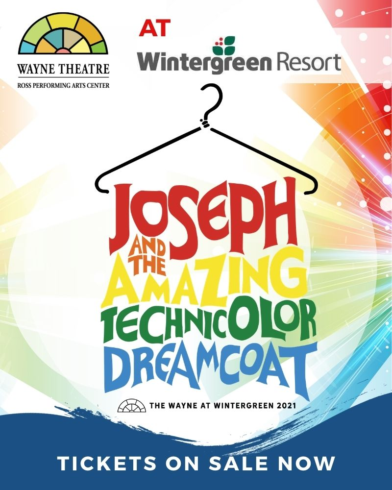 Joseph & the Amazing Technicolor Dreamcoat at Wintergreen Resort (Sept. 24)