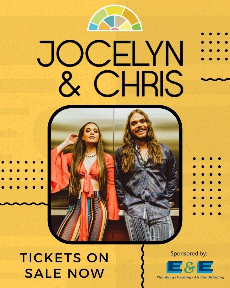 Jocelyn & Chris Concert