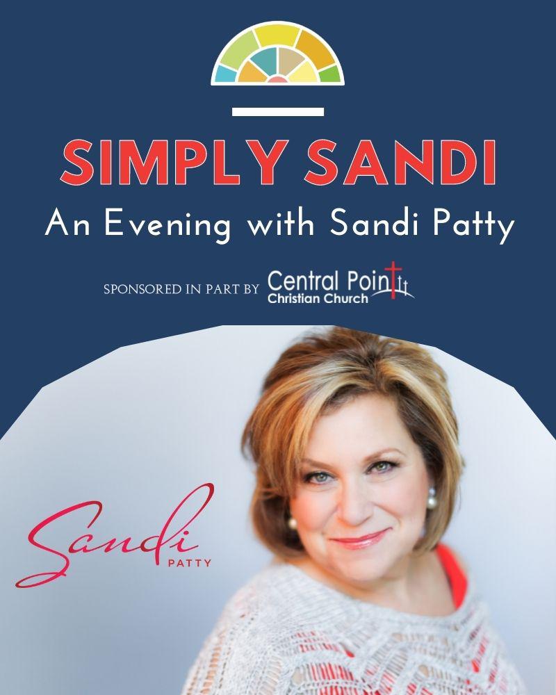 Simply Sandi: An Evening With Sandi Patty