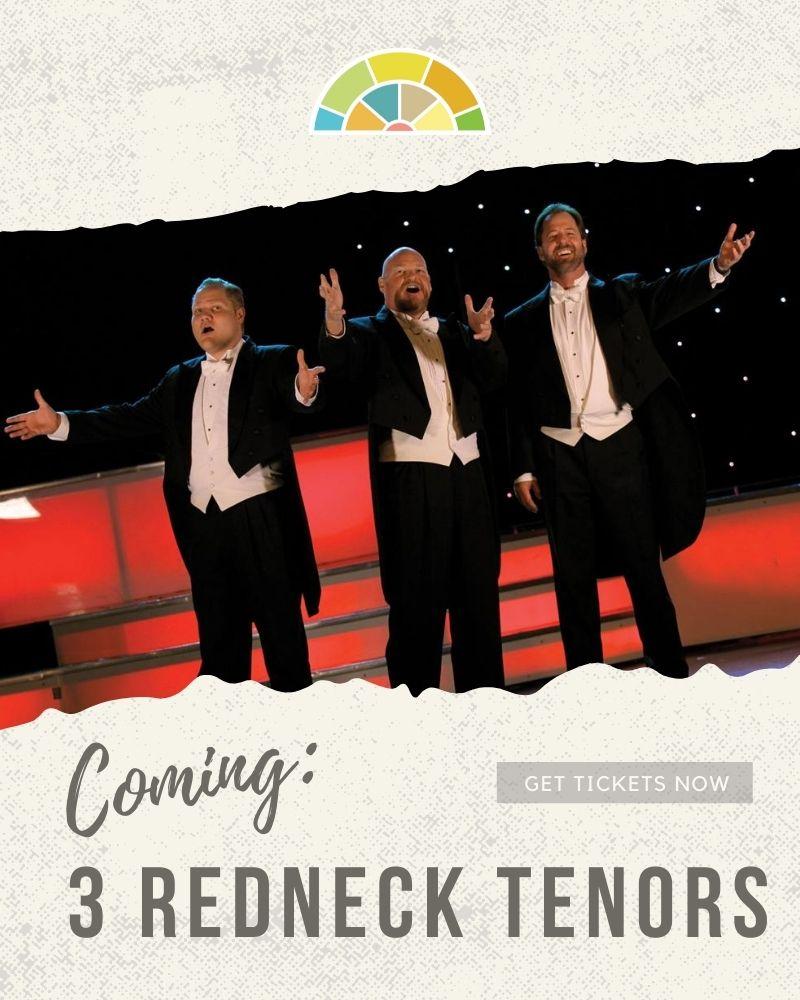 Three Redneck Tenors