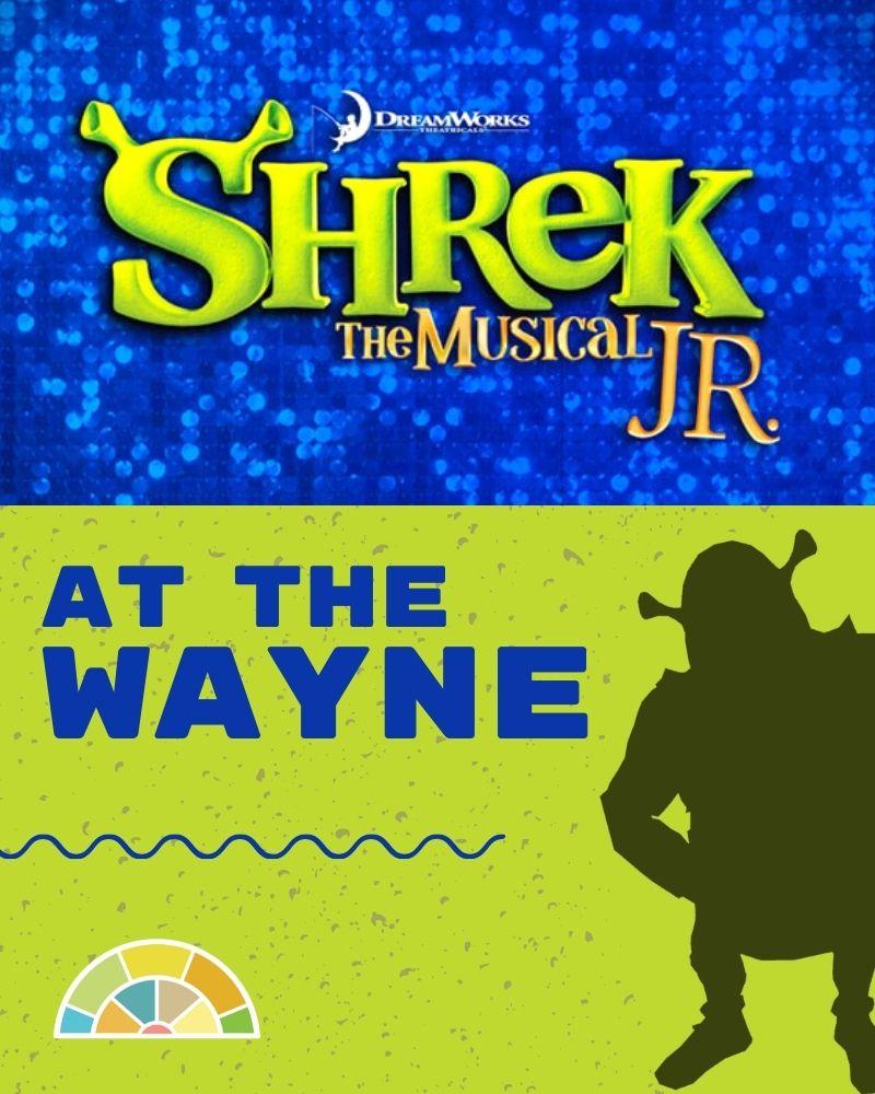 Shrek The Musical, JR Workshop/Rehearsals (Studio Wayne)