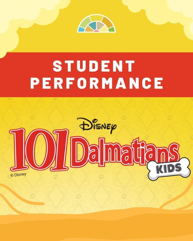 Disney 101 Dalmatians KIDS (Performance)