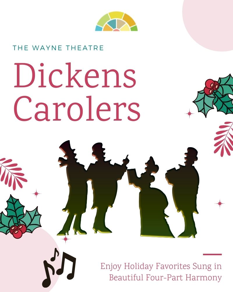 Dickens Carolers  (Book Our Carolers)