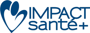 Impact Sante first aid for event logo