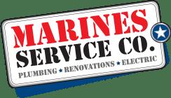 Marines Servce Co Logo