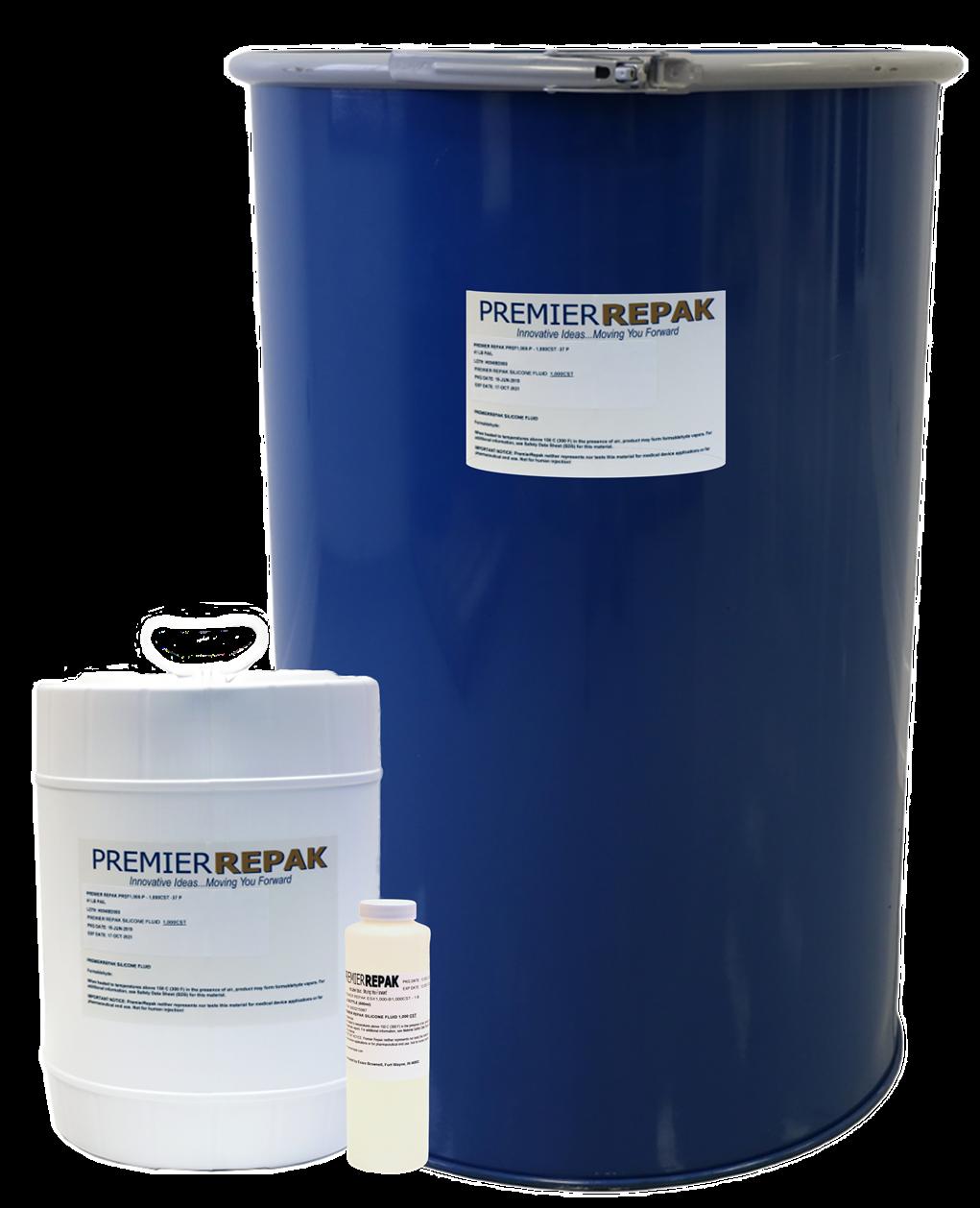 PremierRepak Silicone Fluids