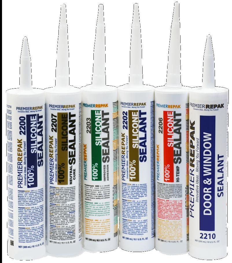 PremierRepak Silicone Sealants