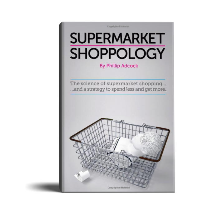Supermarket Shoppology by Phillip Adcock