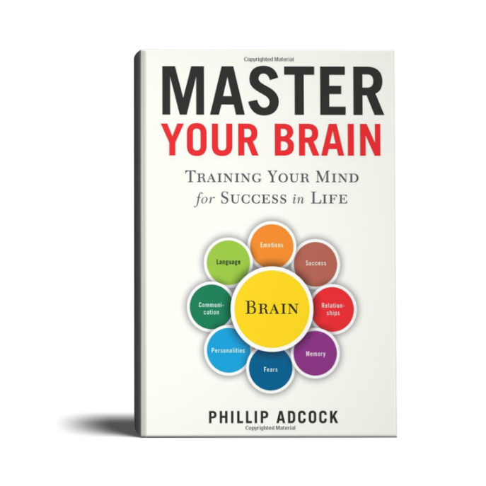 Master you Brain by Phillip Adcock