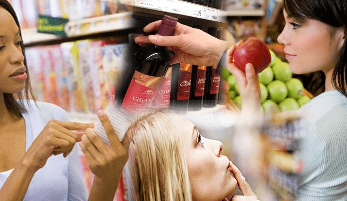 Do you know shopper? All 5 of them!