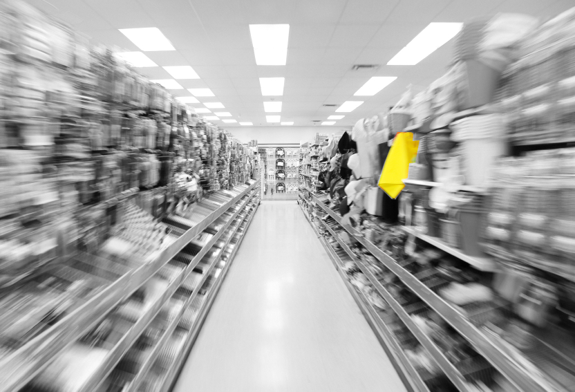 Getting your Brand more Attention In-store and Online