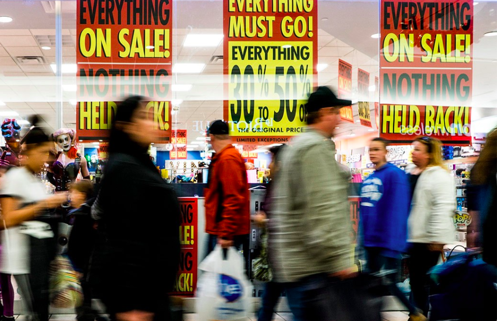 Shopping isn't a Rational Activity